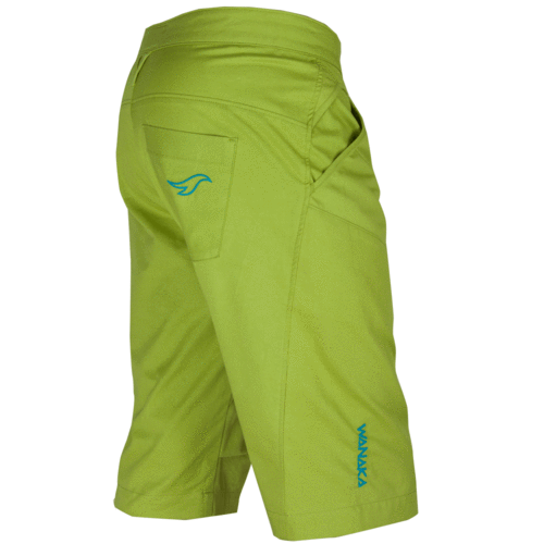 HAMILTON - Boulder Short - Citrus Green