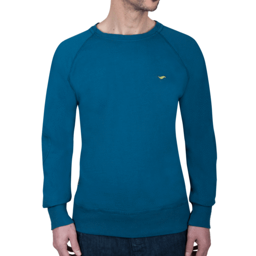 CANTERBURY - Long sleeve Sweatshirt - Night Falls Blue