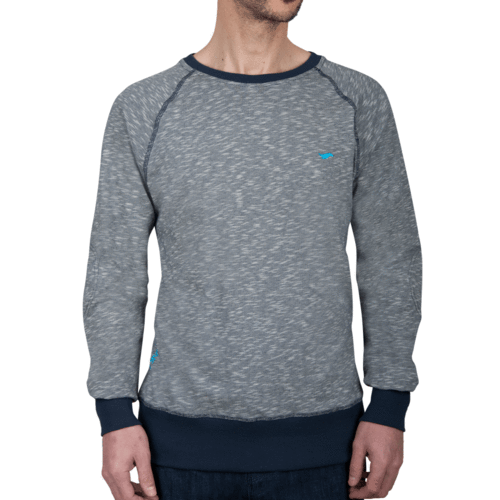 CANTERBURY - Long sleeve Sweatshirt - Reflection Blue