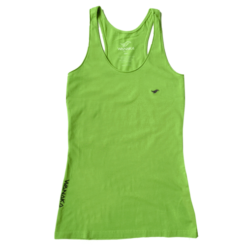 TEMUKA - Tank Top - Citrus Green